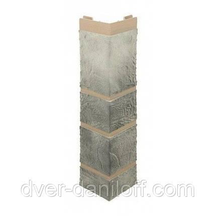 Наружный угол Альта-Профиль Камень 0,472х0,112 м Топаз, фото 2