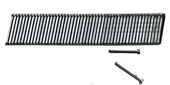 Цвяхи, 14 мм, для меблевого степлера, з шляпкою, тип 300, 1000 шт. MTX MASTER (415149)