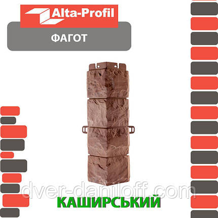 Наружный угол Альта-Профиль Фагот 0,445х0,148 м Каширский, фото 2