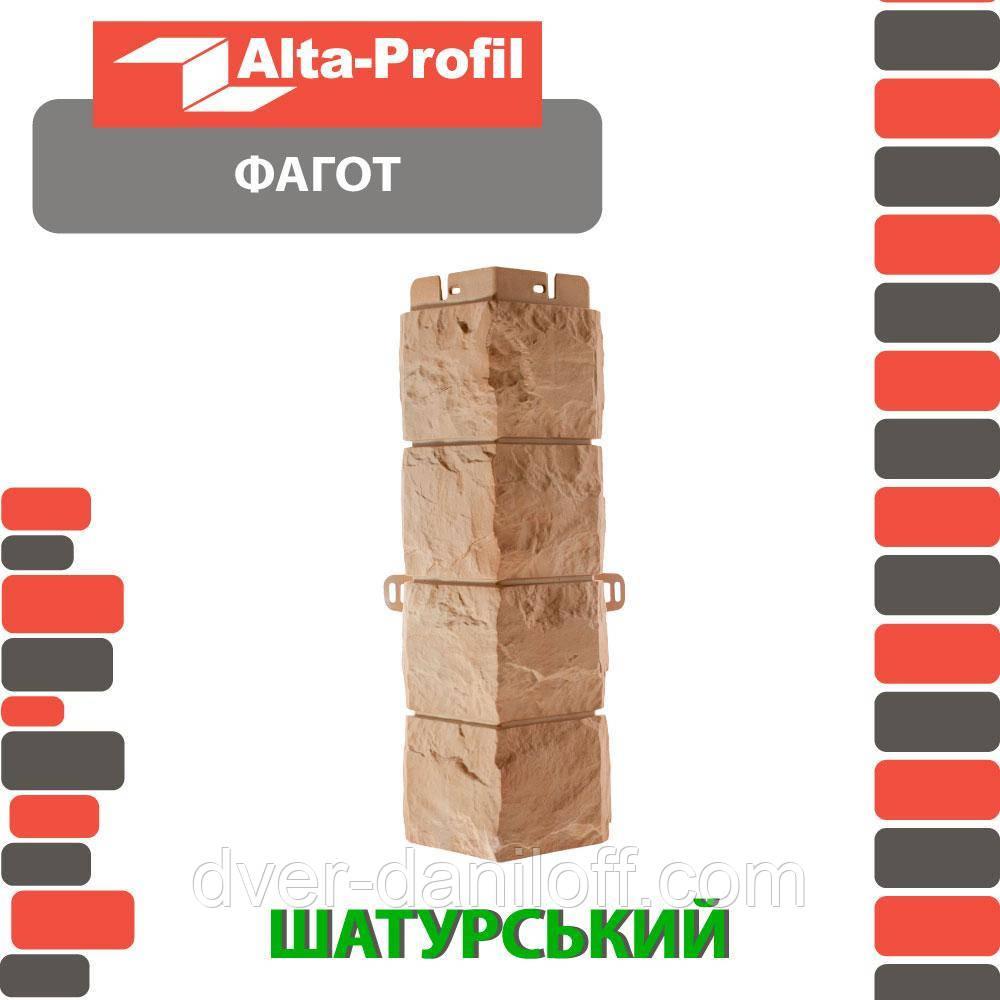 Наружный угол Альта-Профиль Фагот 0,445х0,148 м Шатурский