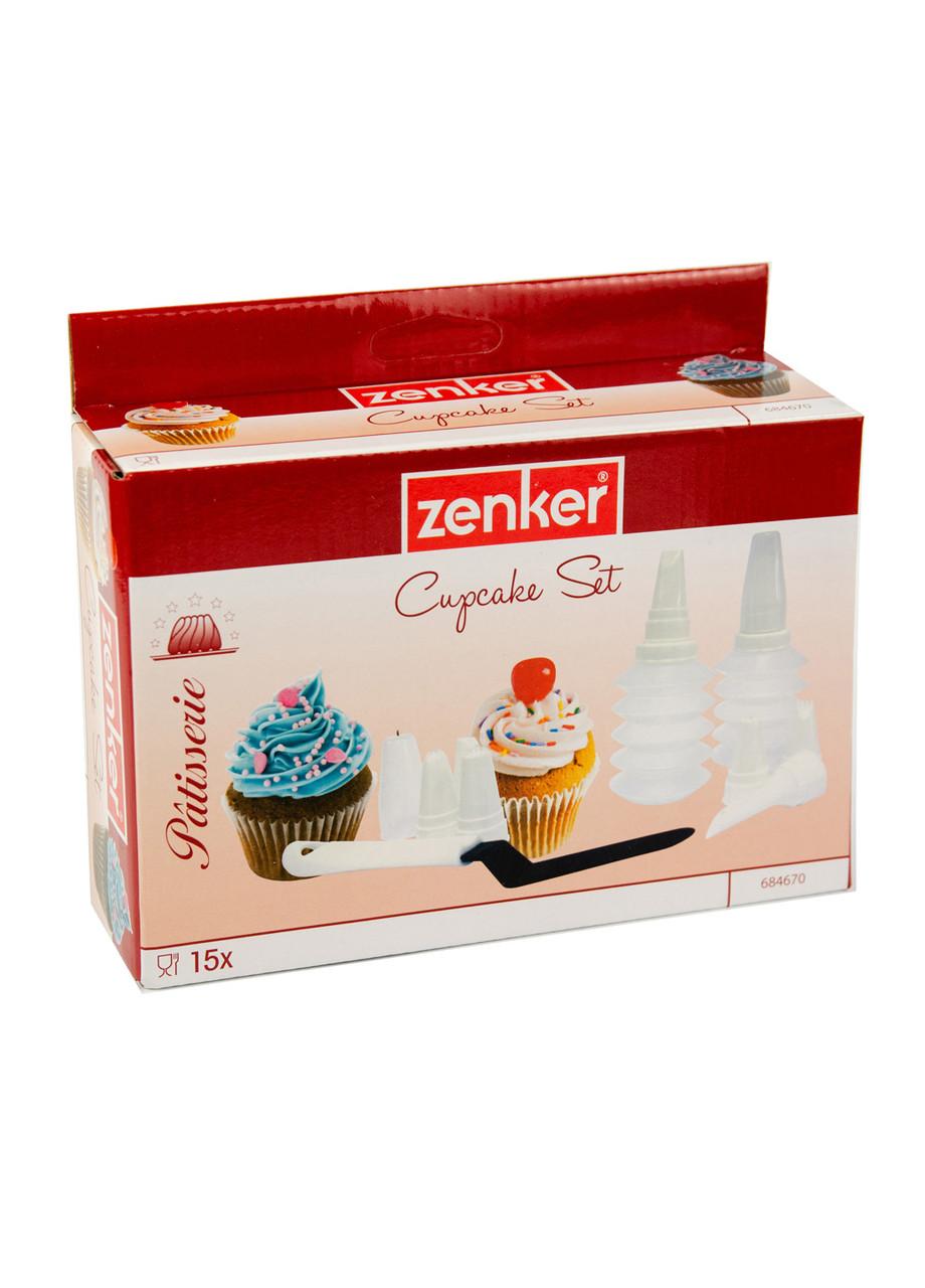 Набор для украшения кондитерских изделий Zenker 14х19х6см