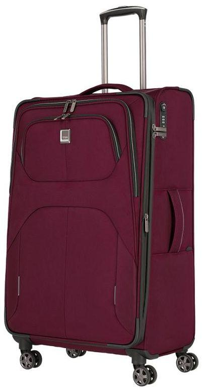 Большой чемодан Titan Nonstop Merlot бордовый 108 л