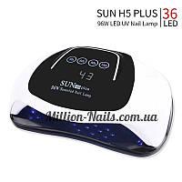 Лампа для сушки ногтей Sun H5 Plus мощностью 96 Вт., фото 1