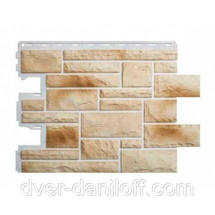 Фасадная панель Альта-Профиль Камень Пражский 795х591х20 мм цвет 04, фото 2