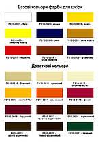 "Фарба для м'якої шкіри 40 мл.""Dr.Leather"" Touch Up Pigment Лимонна жовта, фото 3"