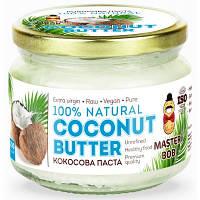 Кокосовая паста Master Bob - Coconut Butter (300 грамм)