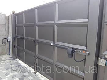 Сервисное обслуживание автоматики для ворот FAAC, DoorHan, Nice, Came