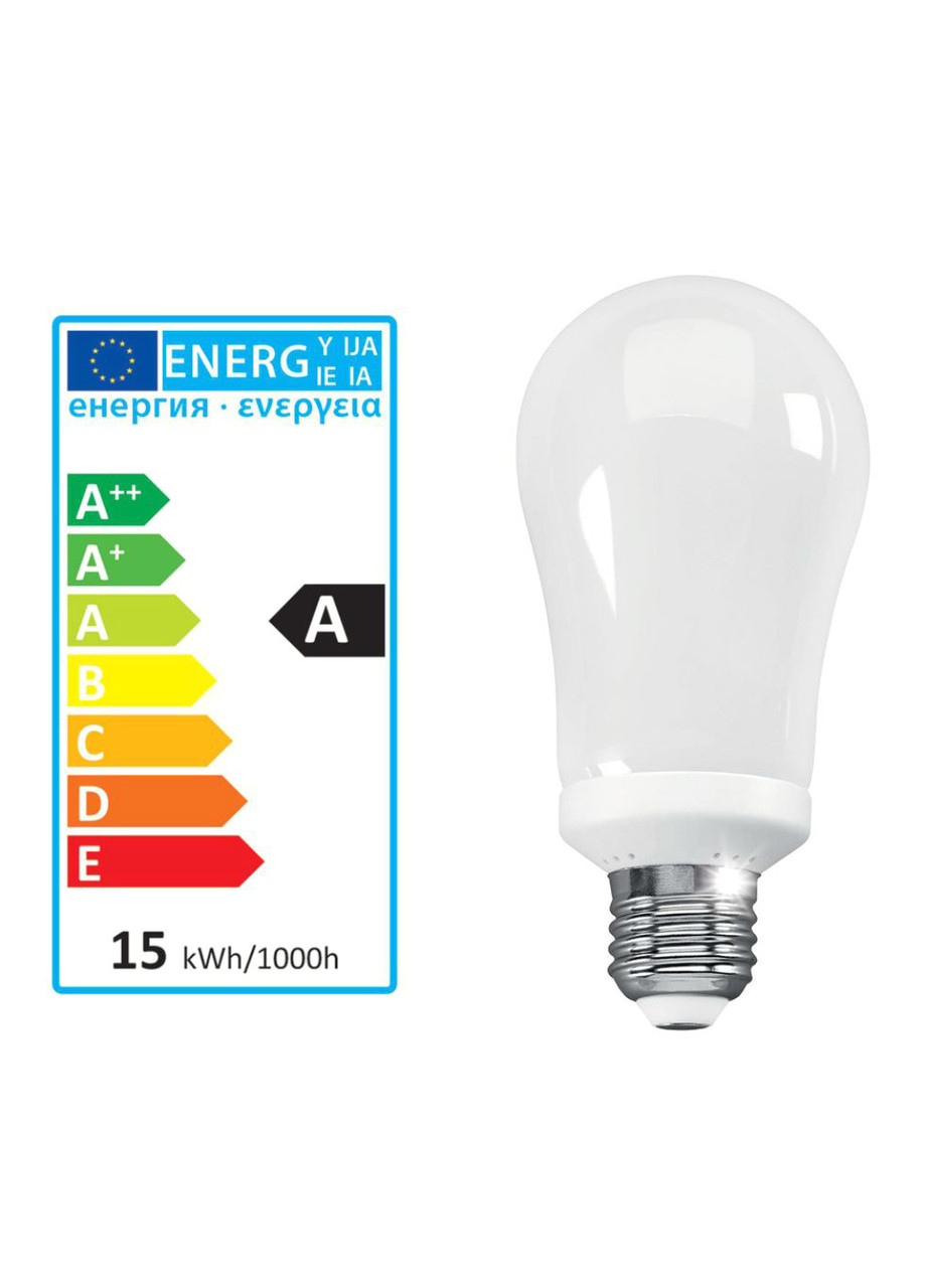 Энергосберегающая лампочка 15W (E27) 830Lm Livarno Lux 13х6см