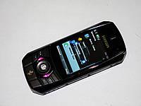Стильный мобильный телефон -cлайдер Ferrari - 2Sim. Качественный телефон. Мобильный на гарантии. Код: КСМ143