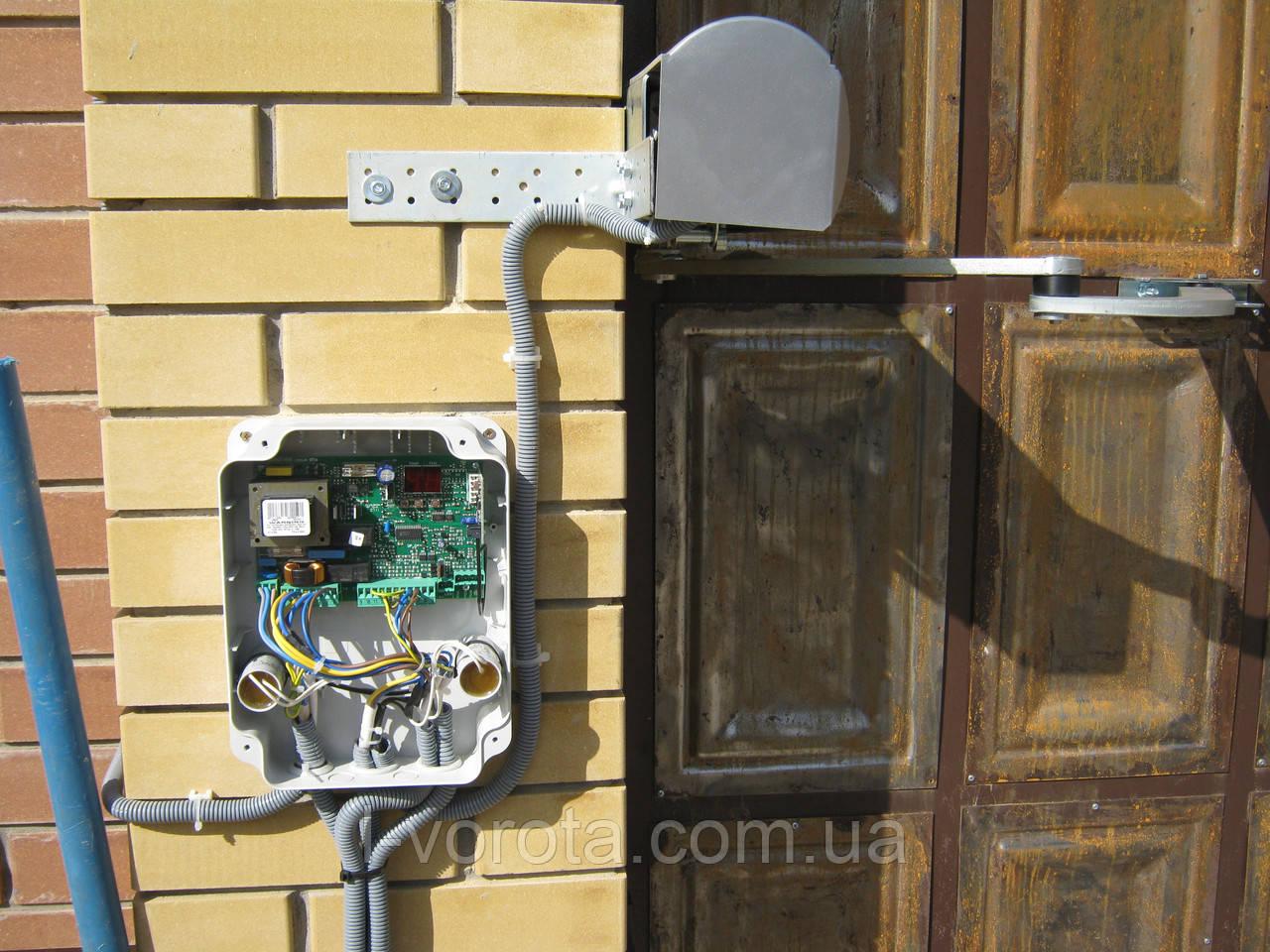 Сервисное обслуживание автоматики для ворот фото