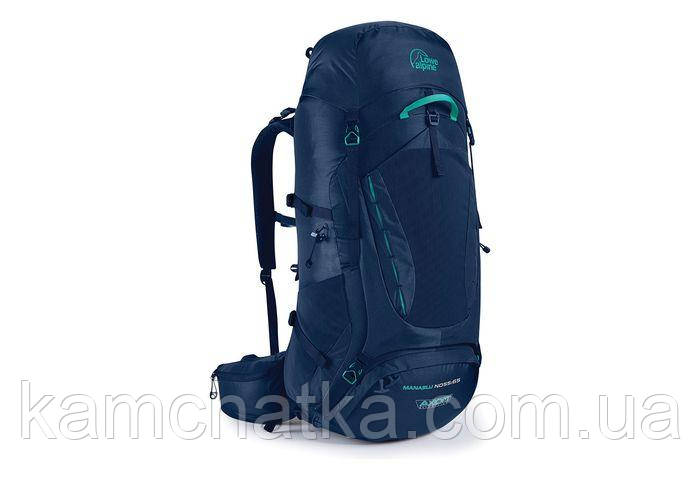 Рюкзак Lowe Alpine Manaslu ND 55:65 Blue