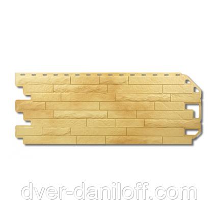 Фасадная панель Альта-Профиль Кирпич-Антик 1170х450х20 мм Каир, фото 2