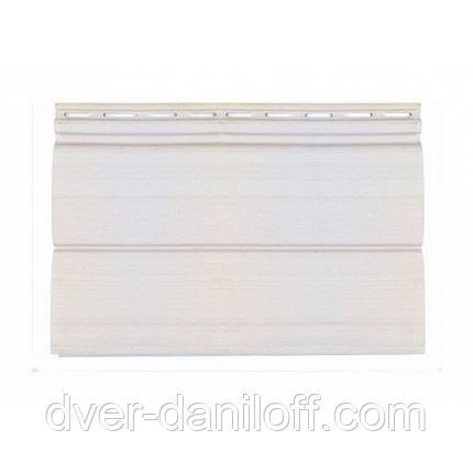 Сайдинг Альта-Профіль Карелія ВН-3 3000х226 мм ясен, фото 2