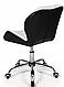 Офисное кресло, Кресло для мастера на колесиках  ЭкоКожа, фото 2