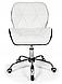 Офисное кресло, Кресло для мастера на колесиках  ЭкоКожа, фото 4