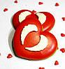 Найкращий подарунок на День Закоханих - пряник медовий імбірний