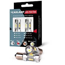 Светодиодные автолампы CARLAMP 4G-Series P21W 4G21/1156
