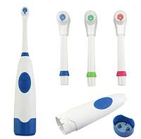 Электрическая зубная щетка Electric Toothbrush с насадками, фото 1