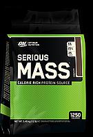 Гейнер, Optimum Nutrition, Serios Mass, 5,45 kg
