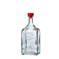 Бутылка для напитков 1,2л Штоф