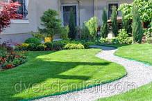 Бордюрная лента садовая Альта-Профиль расширенная 0,5х200х9000 мм коричневый, фото 3