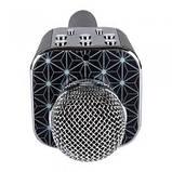 Микрофон беспроводной Wster WS-1688, black, фото 6