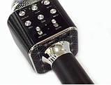 Микрофон беспроводной Wster WS-1688, black, фото 4