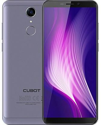 """Смартфон Cubot Nova Blue 3/16 Gb, 13/8Мп, 2 SIM, 5.5"""" IPS, 4 ядра, 2800 мАч, 4G (LTE)"""