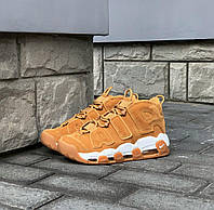 Кроссовки Nike Air More Uptempo 96 Brown