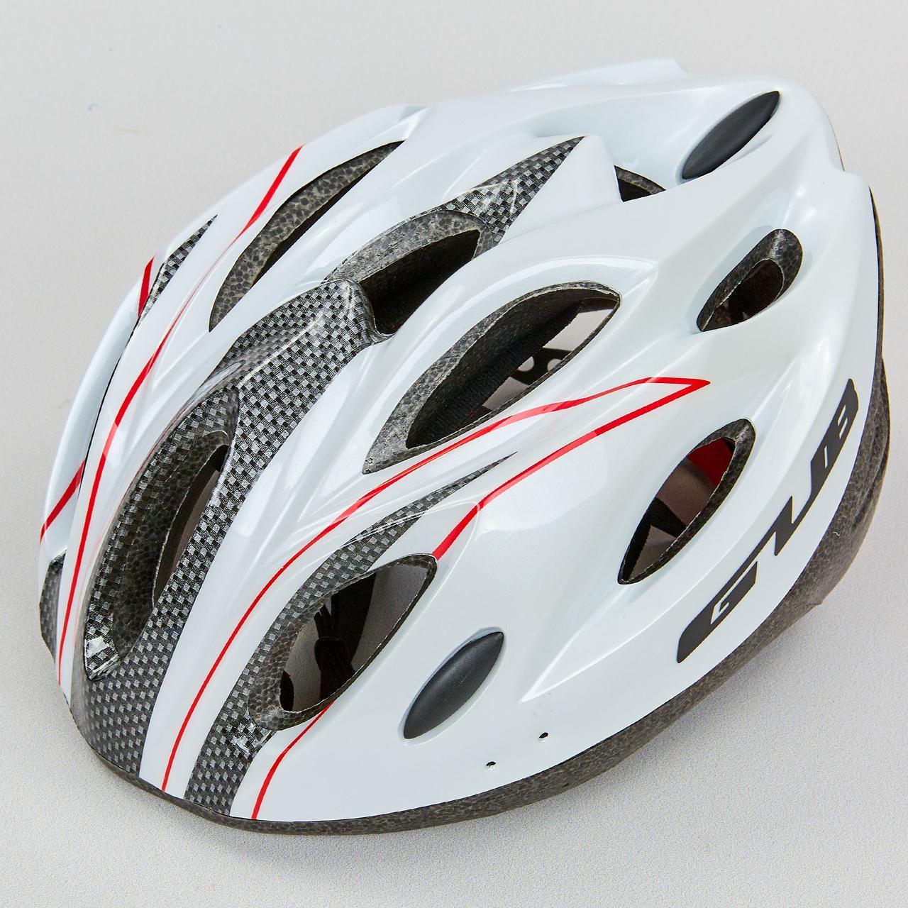 Велошлем кросс-кантри с механизмом регулировки FORMAT (EPS,плас, PVC, M-L-55-62,разные цвета) PZ-CUBuu