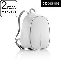 """Жіночий рюкзак протикрадій XD Design Bobby Elle 9.7"""" світло-сірий (P705.220), фото 1"""