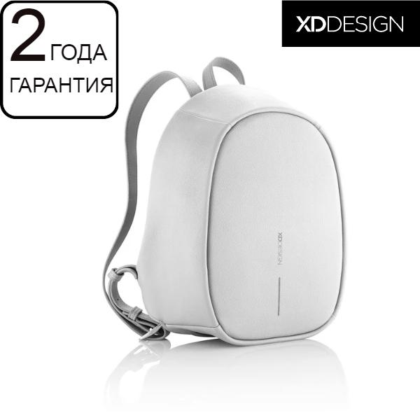 """Жіночий рюкзак протикрадій XD Design Bobby Elle 9.7"""" світло-сірий (P705.220)"""