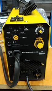 Сварочный инвертор полуавтомат MIG/ММА, 220В, 300А, Кентавр СПАВ-300 Digit Mini