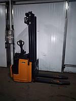 Штабелер электрический поводковий STILL EGV S 1,4т  5,475m 2014