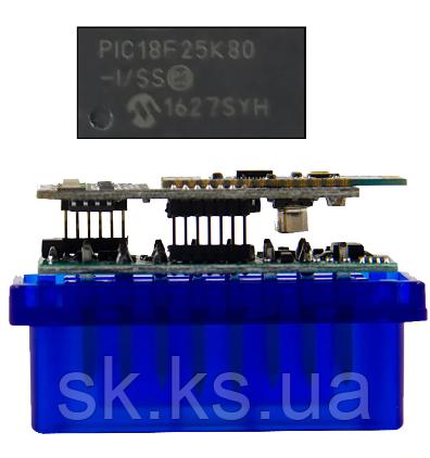 Беспроводной диагностический сканер для авто  ELM 327 Bluetooth OBD2 / OBDII ELM327 V1.5
