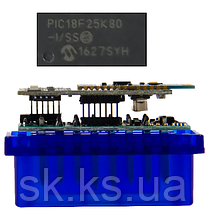 Бездротовий діагностичний сканер для авто ELM 327 Bluetooth OBD2 / OBDII ELM327 V1.5
