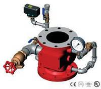 Клапан водосигнальный модель E DN 150