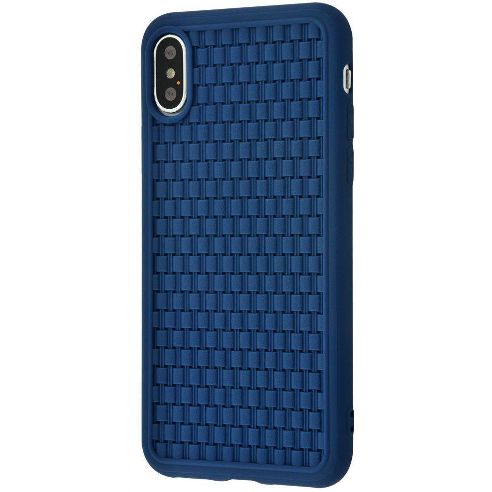 Чехол Baseus BV Weaving case 2 Generation iPhone Xs Max