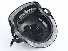 Велосипедний шолом Trybike 47 53см чорний ON/OFF (COCO 8S), фото 3