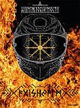 """Байкерська футболка """"Шолом Непереможності.Вогонь"""", фото 2"""