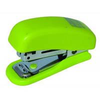 Степлер BUROMAX №10 Міні пластиковый, св-зелений
