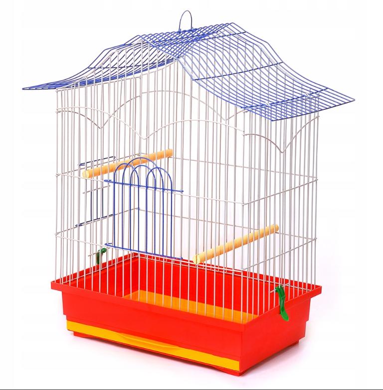 Клітка Лори для середніх  птахів, 47*30*62  см