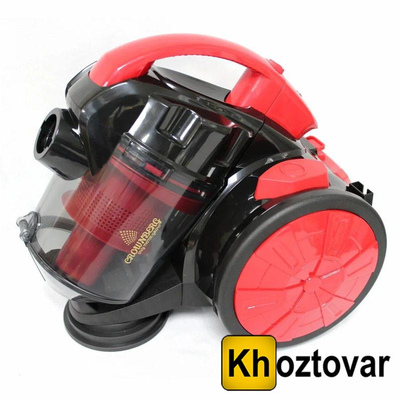 Колбовый пылесос Crownberg CB-0111
