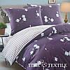 Комплект постельного белья евро Elway 5056  Evening Flowers