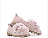 Туфли женские на меху,зима.
