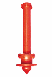 Гидрант пожарный Н-1,00 (чугун)