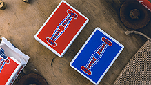 Карты игральные | Modern Feel Jerry's Nuggets (Red) Playing Cards, фото 3