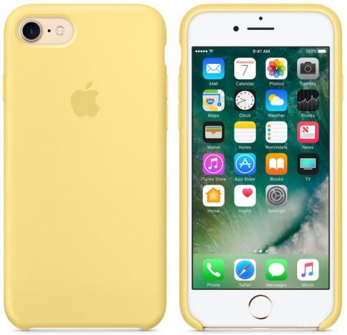 "Apple silicon case iiPhone 7/ iPhone 8  ""Pollen"""