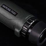 Монокуляр водостойкий 10 лет гарантии Hawke Nature Trek 10x25 (Green) (Англия), фото 3