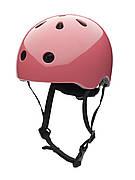 Велосипедный шлем Trybike 44 51см розовый (COCO 11XS)